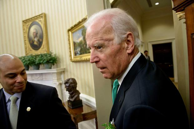 Joe Biden. Photo: Getty