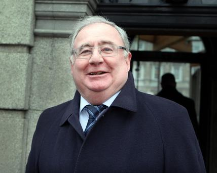 The internet bill proposed by Pat Rabbitte would have 'unforseen circumstances'