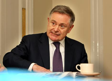Public Expenditure Minister Brendan Howlin believes it's time for the government to 'start spending again'