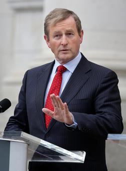 Mr Kenny said Labour's proposal to reduce the term from three years to one is still under consideration - but that it is not a priority for the Government