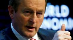 LONG AND WINDING ROAD: Enda's journey to the top
