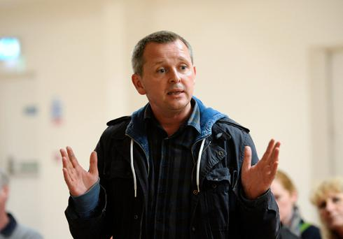 HAVING NONE OF IT: Richard Boyd Barrett TD on RTE's 'Late Debate'
