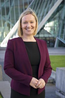 Lucinda Creighton launched Renua Ireland in March