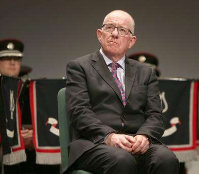 Foreign Affairs Minister Charlie Flanagan has voiced grave fears that the Northern Ireland institutions are about to collapse