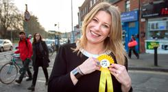 WAKING UP IN A COLD SWEAT: Carol Hunt has decided to run as an Independent in the next general election