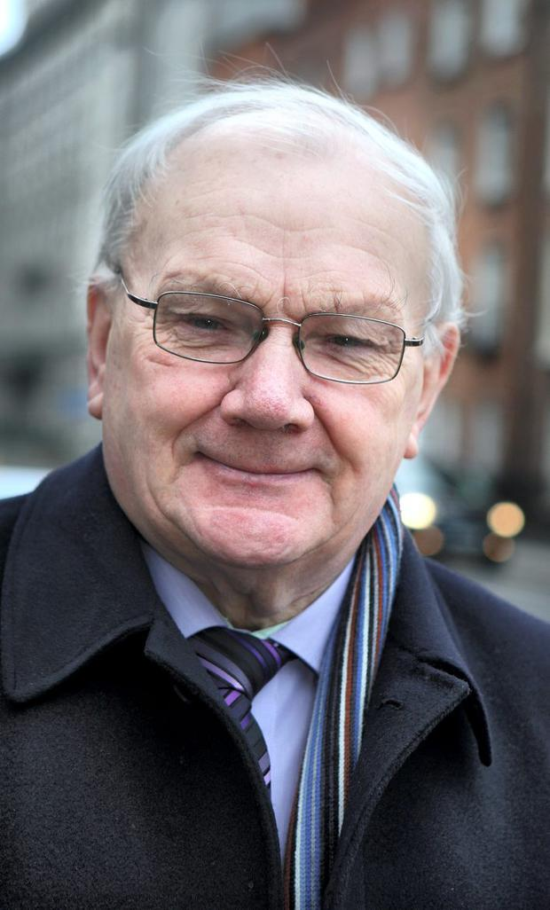 Party chairman Jack Wall exits Dáil opening up election contest
