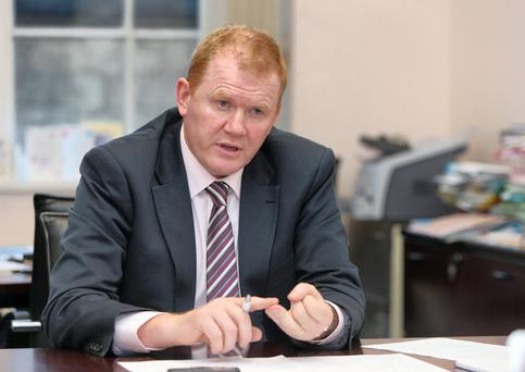 Planning and Housing Minister Paudie Coffey
