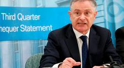 "Sources say Public Expenditure Minister Brendan Howlin's officials are determined to ""play hardball"""