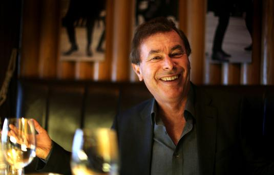 Alan Shatter pictured for Barry Egan interview. Picture; GERRY MOONEY