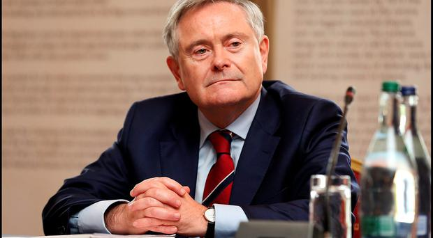 A spokeswoman for Public Expenditure Minister Brendan Howlin said that under the rules Ireland was required to improve the debt by 0.6pc of GDP