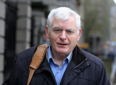 Previously opposition members including Joe Higgins have been unhappy with various aspects of the inquiry