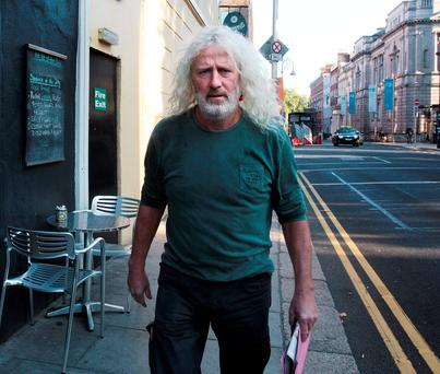 QUESTIONS: Mick Wallace has written to gardai over Nama's NI loan book controversy