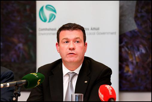 Almost nine months after he first announced that tenants would have so-called 'rent certainty' Alan Kelly only yesterday finally got his Government colleagues' approval for the measure