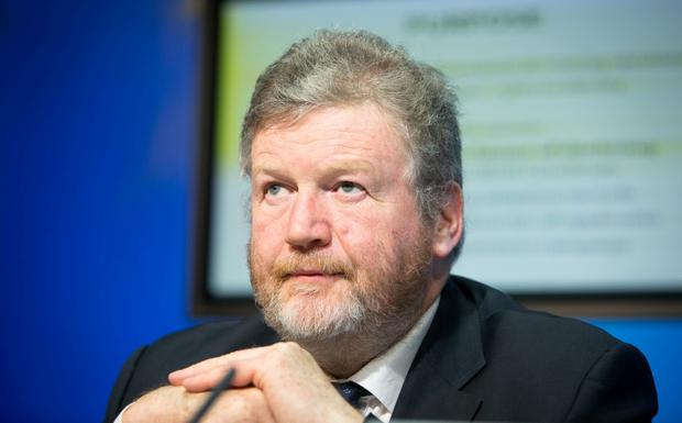 Children's Minister James Reilly is standing over his call for an abortion referendum