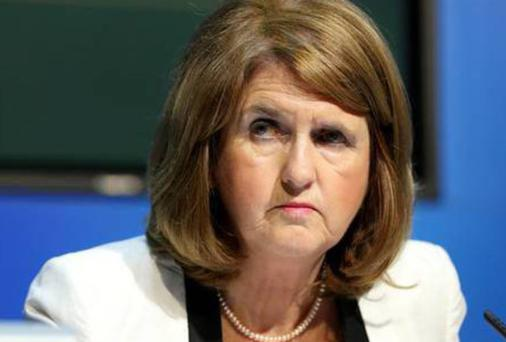 Tánaiste Joan Burton: 'If we're going to have a knowledge economy, we're aiming to ensure that everyone who wants a job is back at work'
