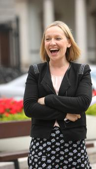 Clash: Will Lucinda Creighton's conservatism put her at loggerheads with some of the Dublin 4 constituents.
