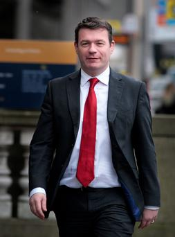 Alan Kelly: won't rule out imposition of levy. Photo: Tom Burke
