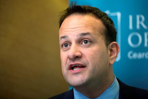 Leo Varadkar. Photo: Arthur Carron