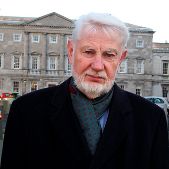 Former ICTU general secretary David Begg, who has been appointed as chairman of the Pensions Authority. Photo: Tom Burke