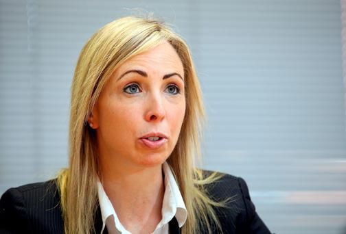 Data Protection Commissioner Helen Dixon. Photo: Frank McGrath