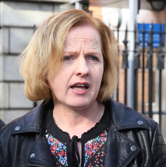 Ruth Coppinger. Photo: Collins