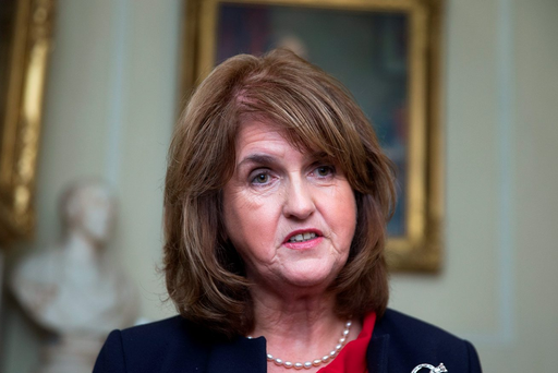 Joan Burton. Photo: Arthur Carron