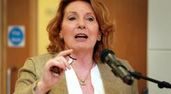 Labour's Kathleen Lynch. Photo: Frank Mc Grath