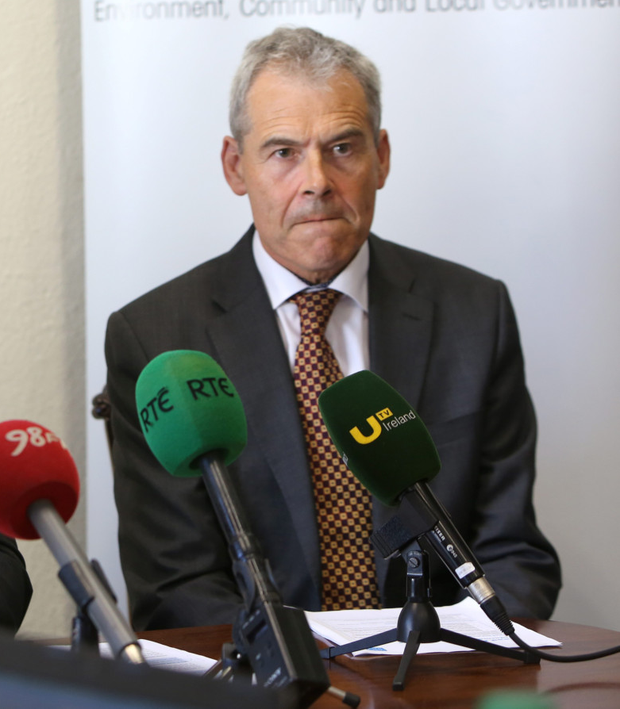 Jerry Grant is poised to take over at Irish Water