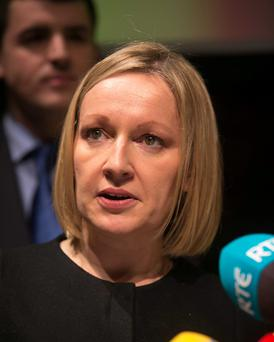 FUTURE: Lucinda Creighton. Photo: Collins