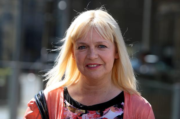 One of the party's former TDs, Cork East's Sandra McLellan, previously complained about being unable to afford basic items such as make-up while living on the reduced pay. Photo: Tom Burke