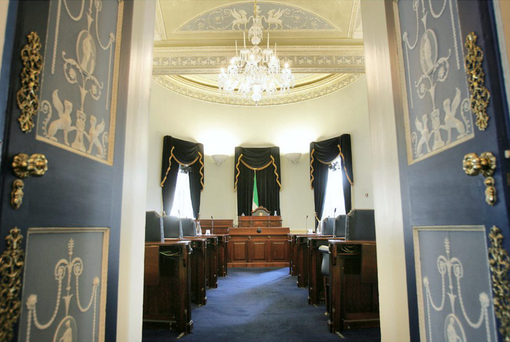 'The days of the Seanad as a retirement home for failed politicians appear to be over, if this cluster of candidates is anything to go by.'