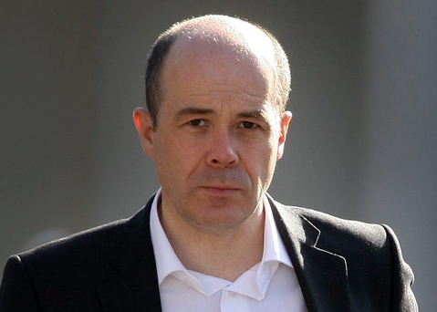Communications Minister Denis Naughten gave the warning in Athlone. Photo: Tom Burke