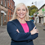 Standing by her claims: General Election candidate Fiona McLoughlin Healy