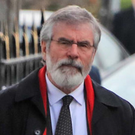 Sinn Féin President Gerry Adams TD Picture: Collins