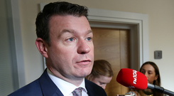 Labour TD Alan Kelly Photo: Steve Humphreys