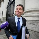 Minister Paschal Donohoe