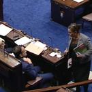 Leo Varadkar and Mary Lou McDonald clash in the Dáil.