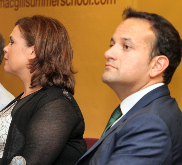 'Imagine, though, that every time this imaginary gay Taoiseach was criticised, scores of other gay people jumped up to insist that an attack on one was an attack on all, and that the very act of disparaging a gay person, whoever that gay person happened to be, was, by definition, homophobic.' Photo: North West Newspix