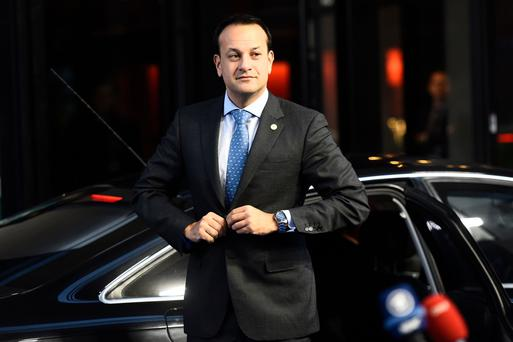 Ready for a fight: Leo Varadkar