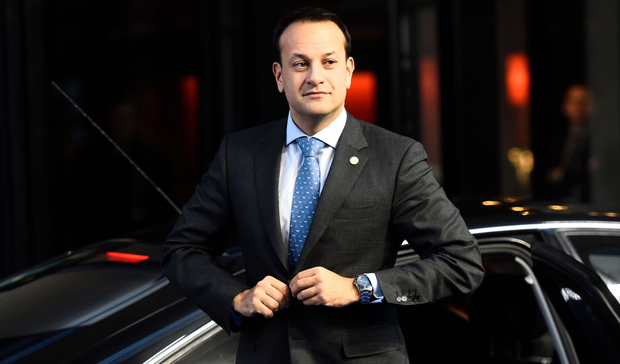 Leo Varadkar is accused of showing a 'posh boy' attitude. Photo: AFP/Getty Images