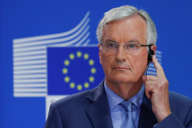 Michel Barnier. Picture: Reuters