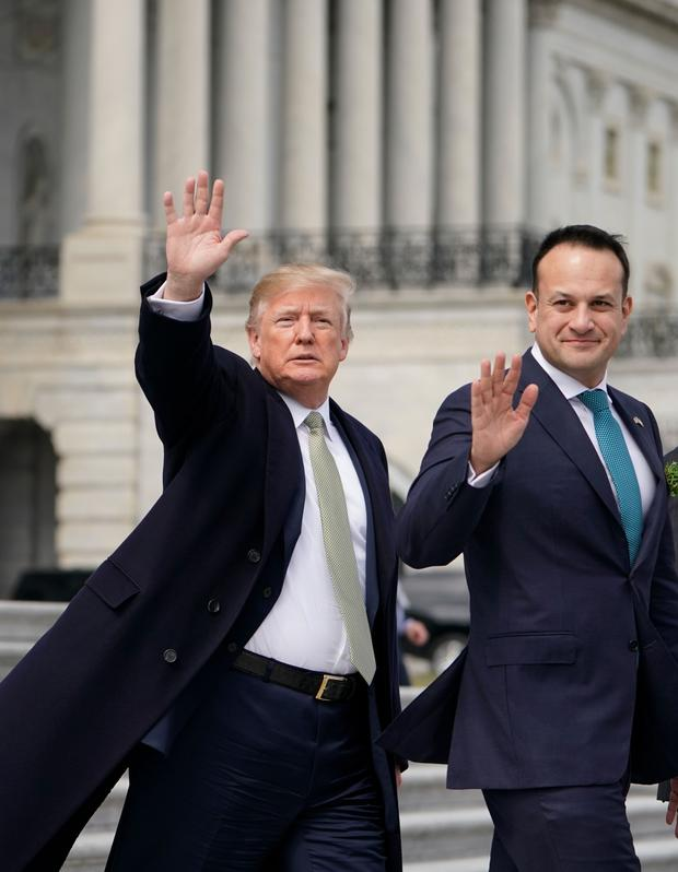 Trump Abruptly Cancels Trip to Ireland Amid Plans for Protests