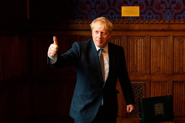 'Recklessness': Johnson was sacked in 2004 from the Tory front bench for lying over an affair