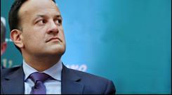 Taoiseach Leo Varadkar. Photo by Steve Humphreys
