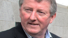 Independent Alliance TD Sean Canney has been offered a cabinet position, to be rotated with Kevin 'Boxer' Moran Photo: Tom Burke
