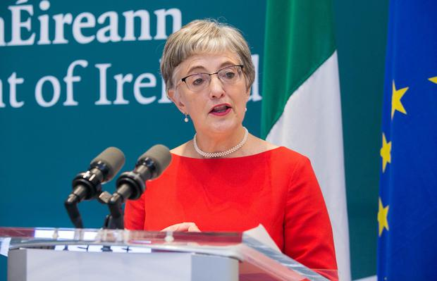 Katherine Zappone. Picture by Gareth Chaney/Collins Dublin