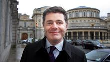 Transport Minister Paschal Donohoe sought to defuse row