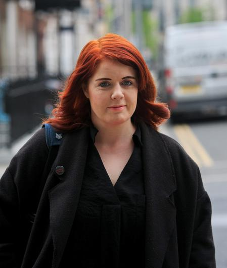 Green Party TD Neasa Hourigan at Leinster House on Kildare Street Dublin. Photo:Gareth Chaney/Collins