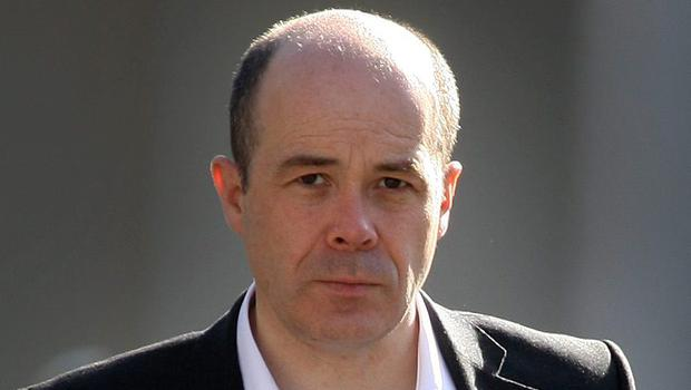 Minister for Communications, Climate Change and Natural Resources Denis Naughten Photo: Tom Burke