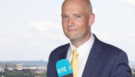 Brian O'Donovan doesn't return home until December but a number of colleagues have asked him for advice as RTÉ seeks a new Washington correspondent